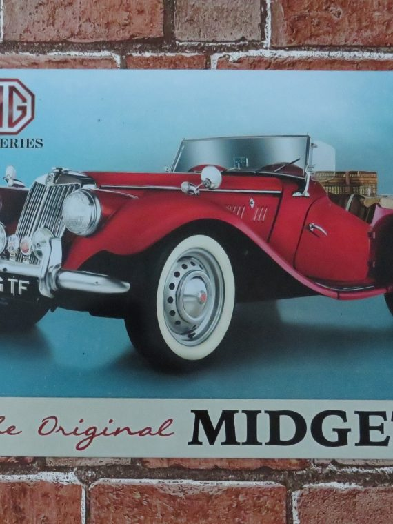 MG Midget The Original