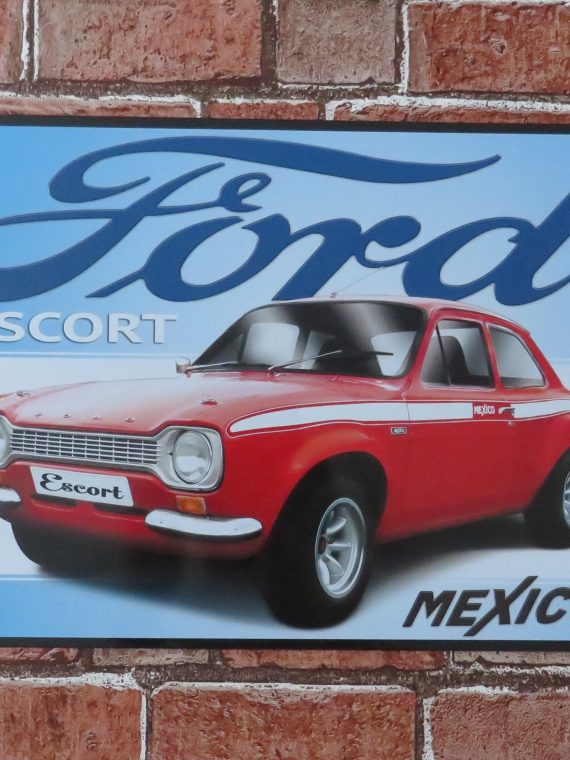 Ford Escort Mark 1 Mexico