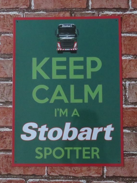 Stobart Keep Calm