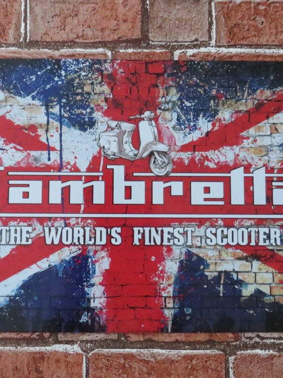 Lambretta – The world's finest scooter