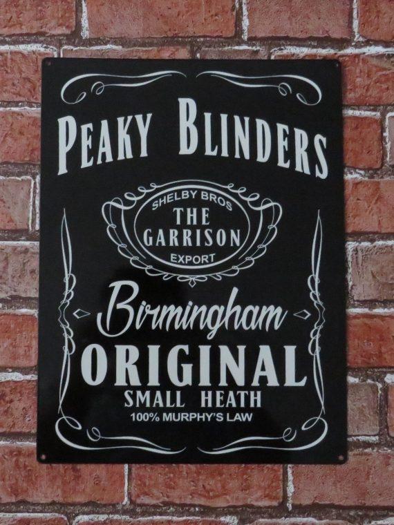 Peaky Blinders Birmingham Original Small Heath