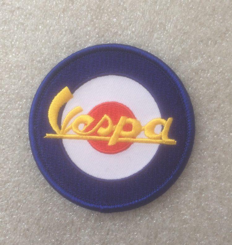 Vespa Target Design Patch