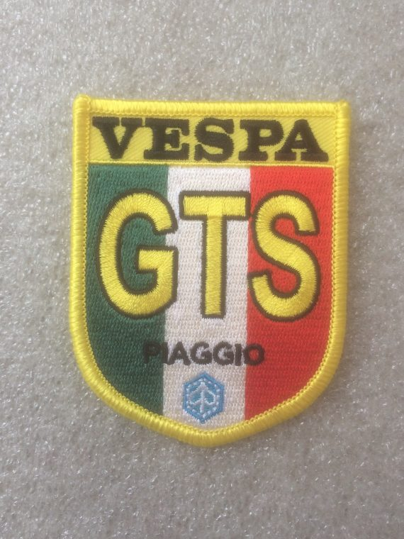 Vespa – GTS Shield Design