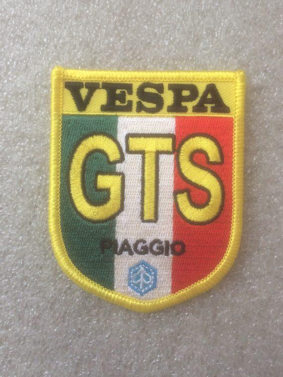 Vespa – GTS Shield Design