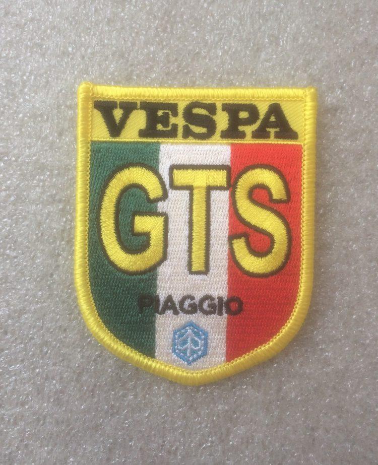 Vespa - GTS Shield Design