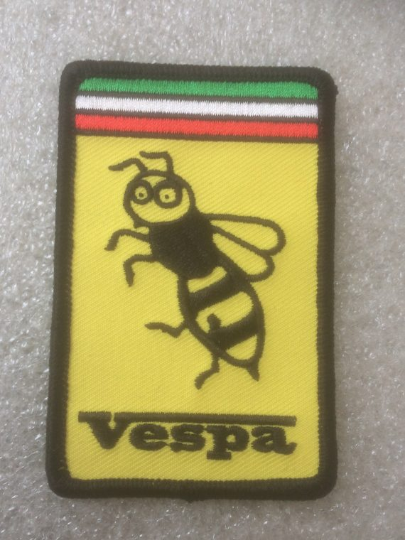 Vespa - Classic Retro Design Patch