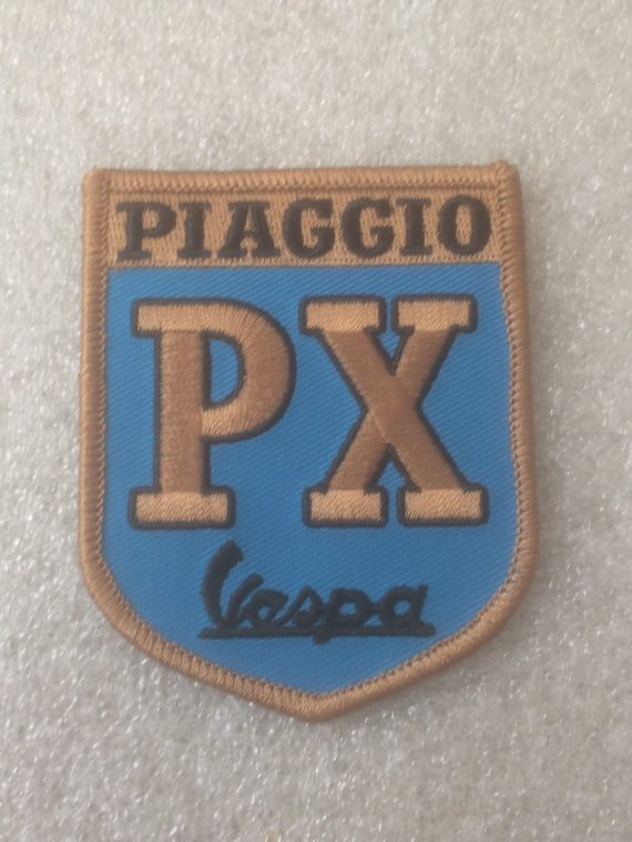 Vespa – Piaggio PX Shield Design