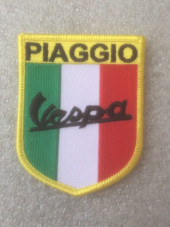 Vespa - Piaggio Shield Design