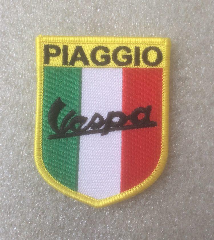 Vespa - Piaggio Shield Design