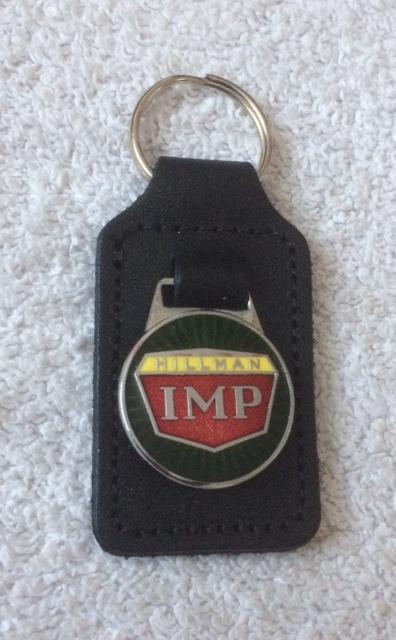 Classic Key Fob Hillman Imp