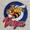 Vesta wasp target badge