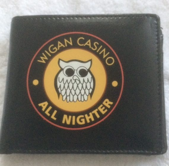Wigan Casino All Nighter Wallet