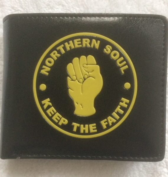 Northern Soul Keep The Faith Wallet