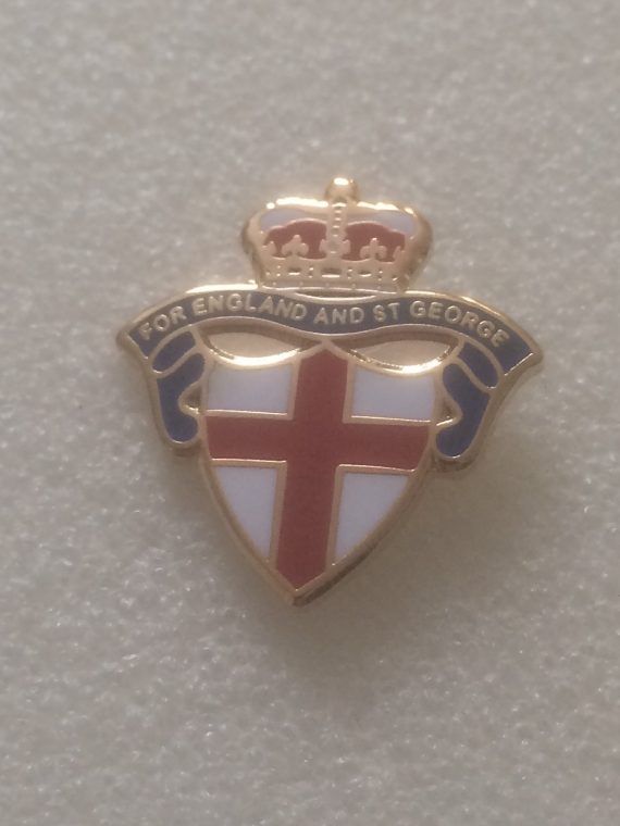 For England & St. George