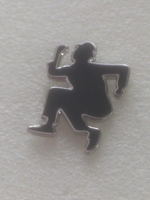 Madness Dancing Man – Enamel Badge