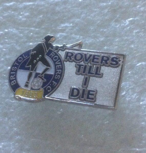 Bristol Rovers – Rovers Till I Die