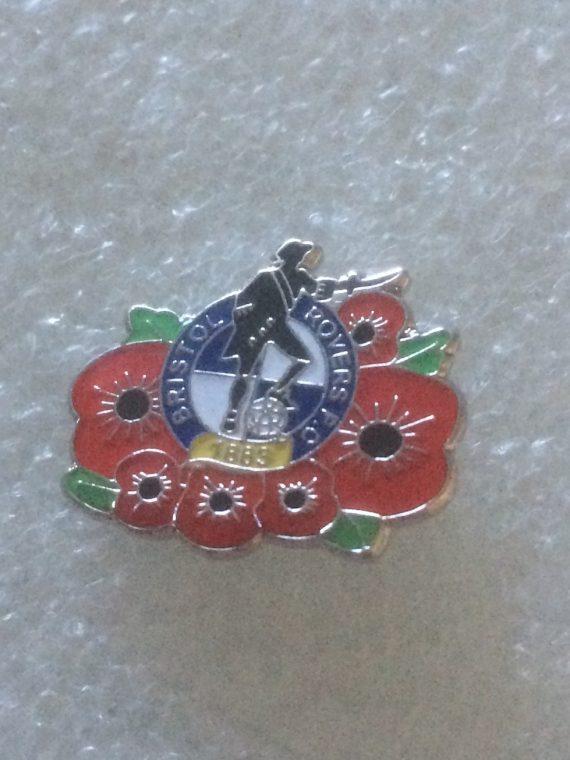 Bristol Rovers – Poppy Wreath Design