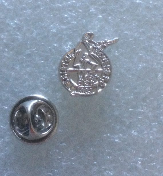 Bristol Rovers – Tiny Silver Crest