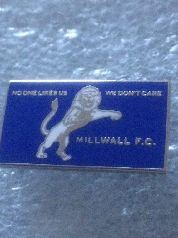Millwall FC - No one likes us - we don't care