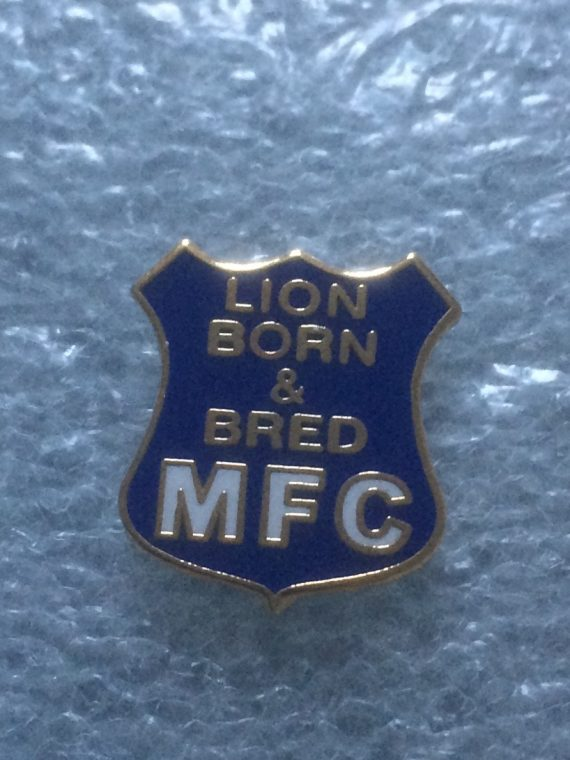 Millwall - Lion born & bred - MFC