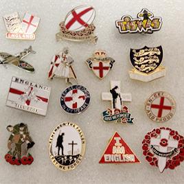 Patriotic & Nostalgia Badges